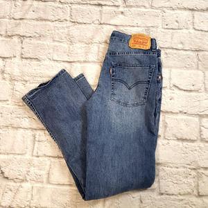 Levi's 514 Stretch Straight Fit Boys Jeans